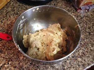 Creamed Butter Mixture